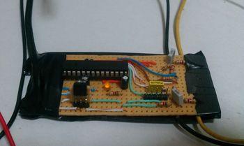 Simple USB Oscilloscope - Francois Louw